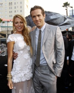 Blake Lively & Ryan Reynolds are Engaged and getting Married